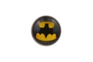 Batman Logo Lapel Pin