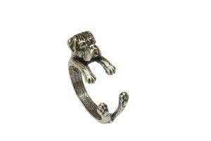 Boxer Dog Ring
