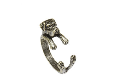 Boxer Dog Ring
