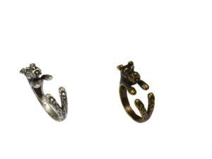 Schnauzer Dog Ring
