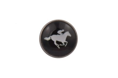 Horse Racing Lapel Pin