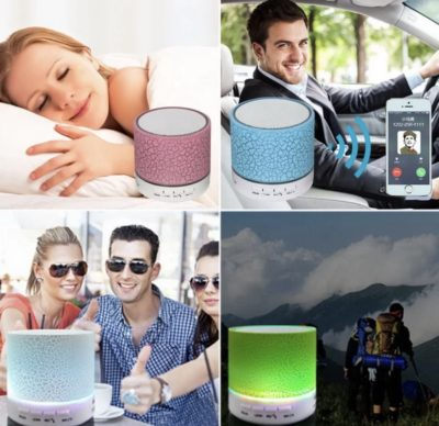 Small Bluetooth Speaker