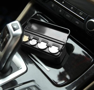 Car Coin Organiser Tidy