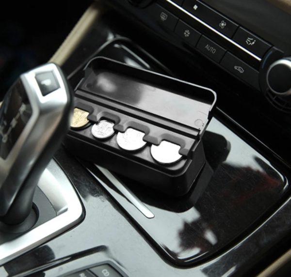Car Coin Organiser Tidy