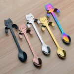 Cat Spoon Set