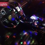 LED Car DJ Light