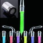 LED Multicoloured Tap Light