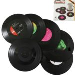 Record Coasters 1