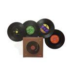 Record Coasters 2