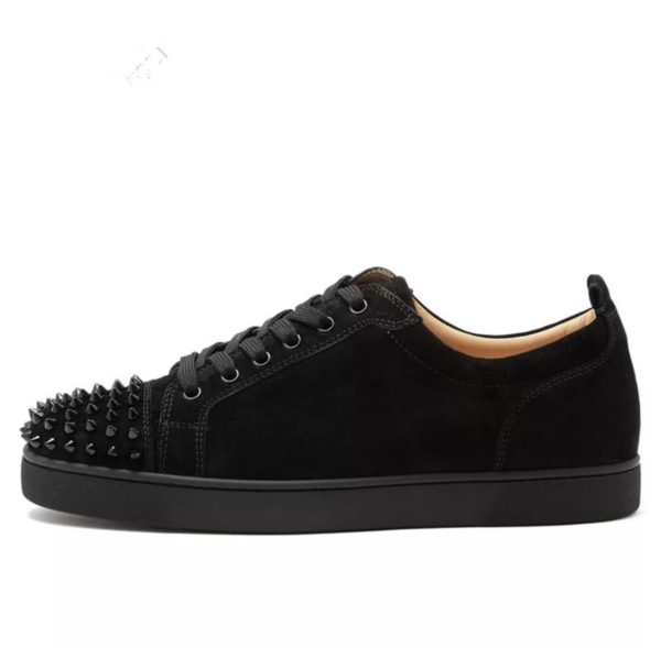 Leather Rivet Casual Shoes