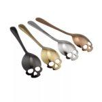 Skull Spoons Set