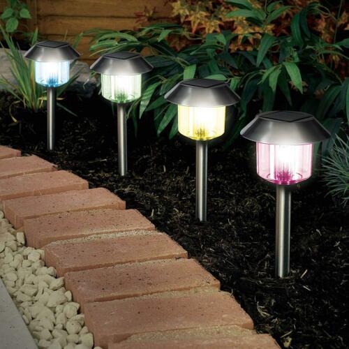Solar Pagoda Lights