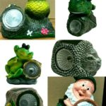 Garden Solar Animal Lights