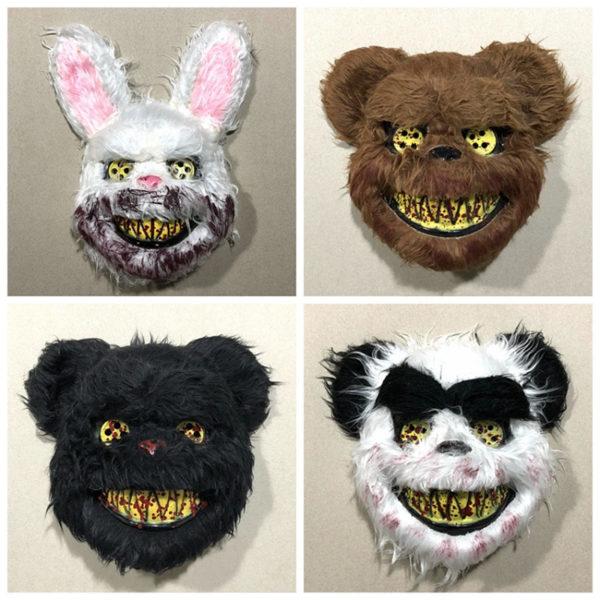 Scary Animal Halloween Masks.Halloween Horror Animal Mask Halloween Maskscufflinks Gift Hub