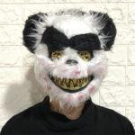 Horror Mask Panda