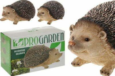 Hedgehog Garden Ornament - Set of 3
