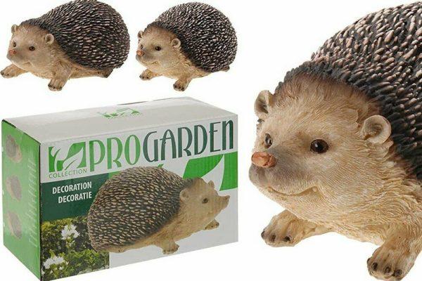 Hedgehog Garden Ornament - Set of 3