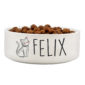 Personalised Scribble Pet Bowl