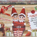 Christmas Eve Box Elf