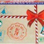 Christmas Eve Box Santa