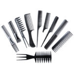 Professional Hair Styling Comb Set