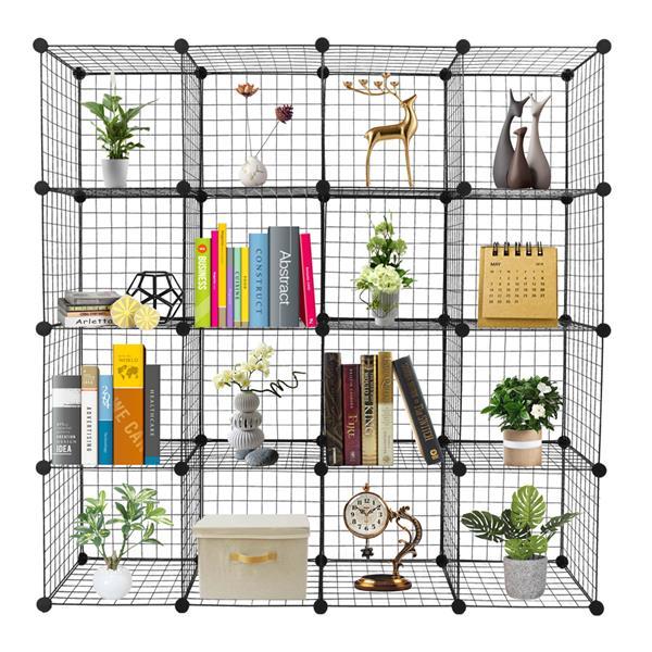 Wire Cube Storage Organiser