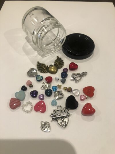 Jar Of Hearts Gift