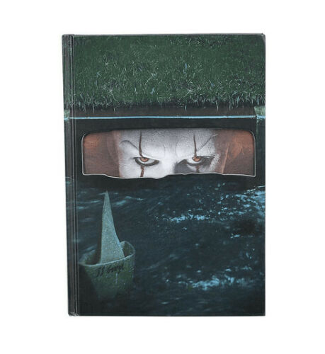Official Pennywise IT Notebook