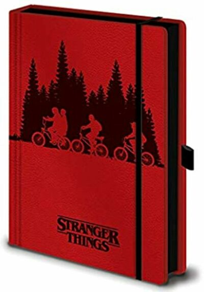 Official Stranger Things Notebook