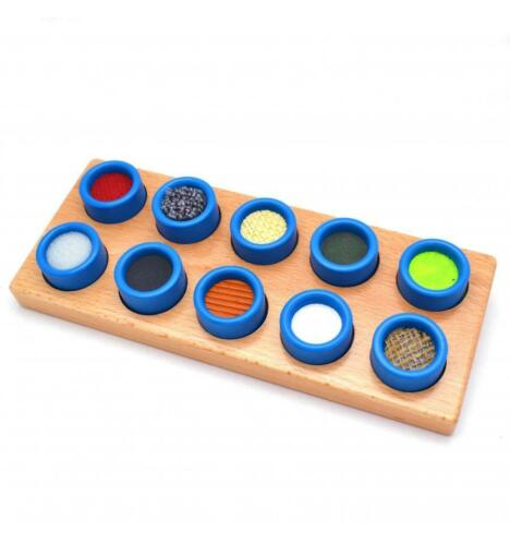 Viga Wooden Touch and Match Board